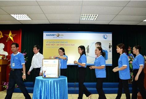 Bảo Việt Nhân thọ mang tết trung thu đến trẻ em nghèo vượt khó 2
