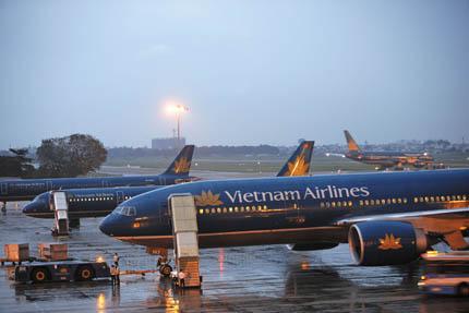 Nhiều cơ hội đi máy bay Vietnam Airlines giá rẻ dịp Tết 1