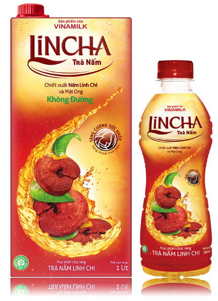 Trà nấm Lincha – Chăm sóc sức khỏe cho giới trẻ 2