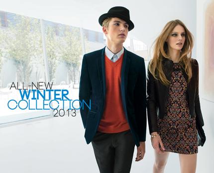 """""""Bắt"""" nhanh xu hướng thời trang ấm áp cho mùa đông 2013 5"""
