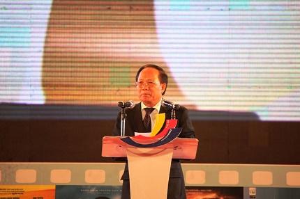 Quảng Ninh: Khai mạc Liên hoan phim Việt Nam lần thứ XVIII 1