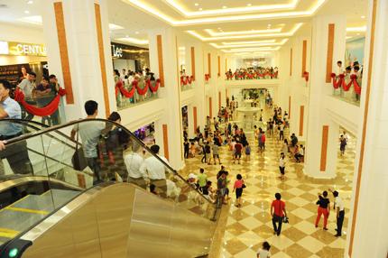 Những quán ăn ngon hút khách tại VMM Royal City 1