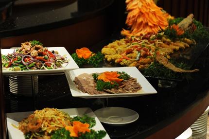Những quán ăn ngon hút khách tại VMM Royal City 6