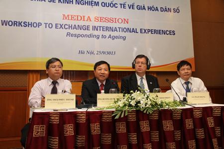 Việt Nam chưa thực sự có nhà dưỡng lão theo đúng nghĩa 1