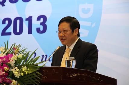 Chính thức phát động Tháng hành động quốc gia về Dân số 2013 1