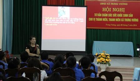 Phú Thọ tổ chức các hoạt động hưởng ứng Ngày Dân số Thế giới 11/7 1