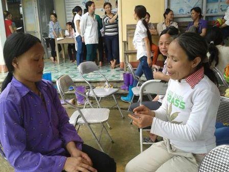 Thái Nguyên: Xóm Khe Nọi 7 năm dừng ở 2 con 1