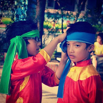 """Chuyện hy hữu ở Hà Nội: Lớp học tiểu học """"toàn"""" nam 6"""