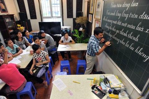 Bỏ luyện viết chữ đẹp: Phụ huynh hồ hởi ủng hộ, giáo viên ngại ngần băn khoăn 2