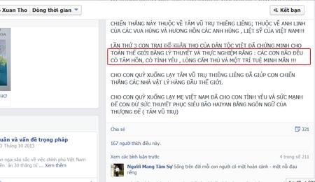 """Thuyết phục được bão Hải Yến """"né"""" Việt Nam!? 2"""