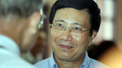 Sự nghiệp hai nhân vật được đề nghị làm Phó Thủ tướng 1