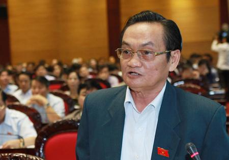 Bộ trưởng Đinh La Thăng được khen 1