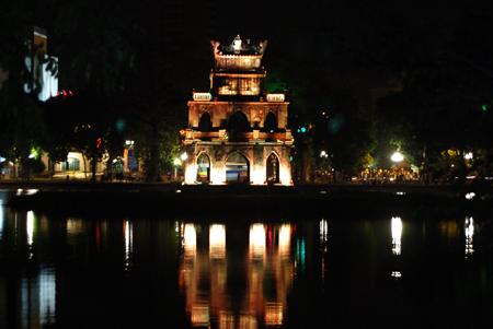 Hồ Gươm thành di tích quốc gia đặc biệt 1