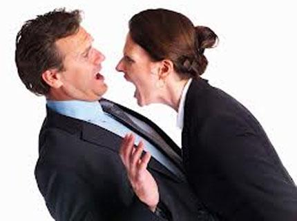 Làm gì khi vợ ngoan bỗng dưng nổi loạn? 1