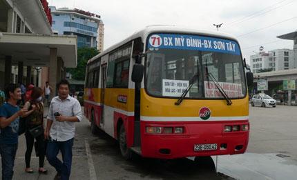 Thủ đô Hà Nội sau 5 năm mở rộng: Khác biệt từ cái vé xe 1