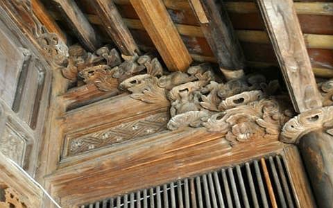 Chiêm ngưỡng nhà cổ 200 tuổi đẹp hiếm thấy ở Thanh Hóa 3