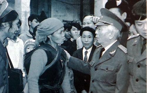 Ký ức hơn 2000 ngày làm phim tài liệu về tướng Giáp  2