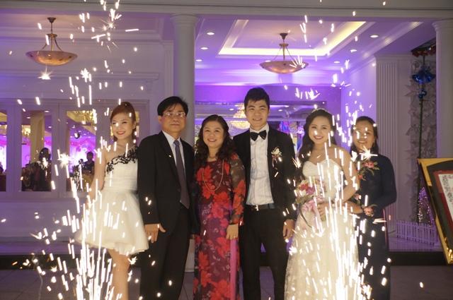 Dàn sao Việt đến hát mừng hạnh phúc của Phương Thanh - Tiến Mạnh 1