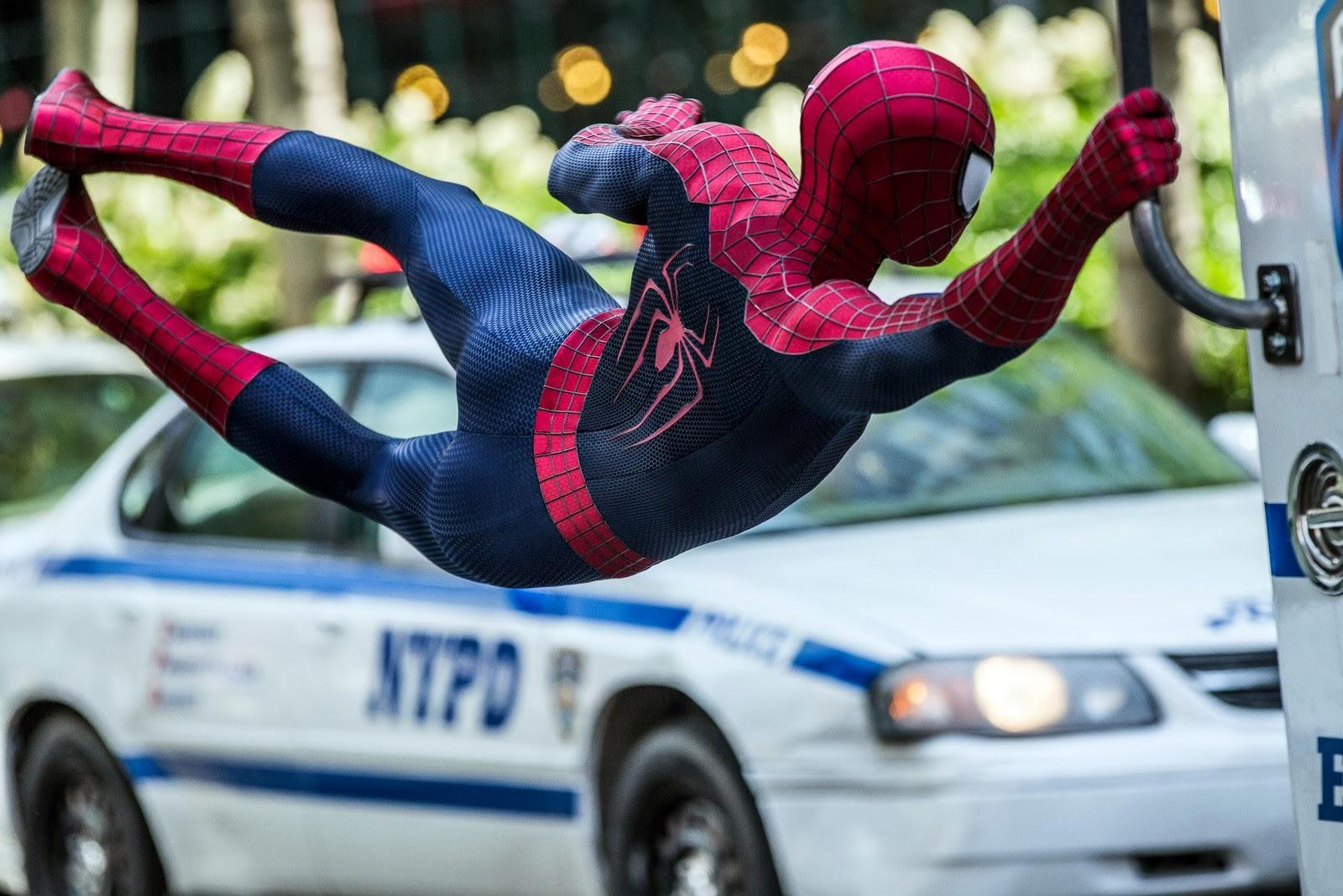 """""""Người nhện 2"""" hé lộ nhiều bất ngờ  1"""