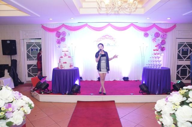 Dàn sao Việt đến hát mừng hạnh phúc của Phương Thanh - Tiến Mạnh 12