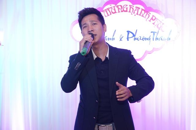 Dàn sao Việt đến hát mừng hạnh phúc của Phương Thanh - Tiến Mạnh 13