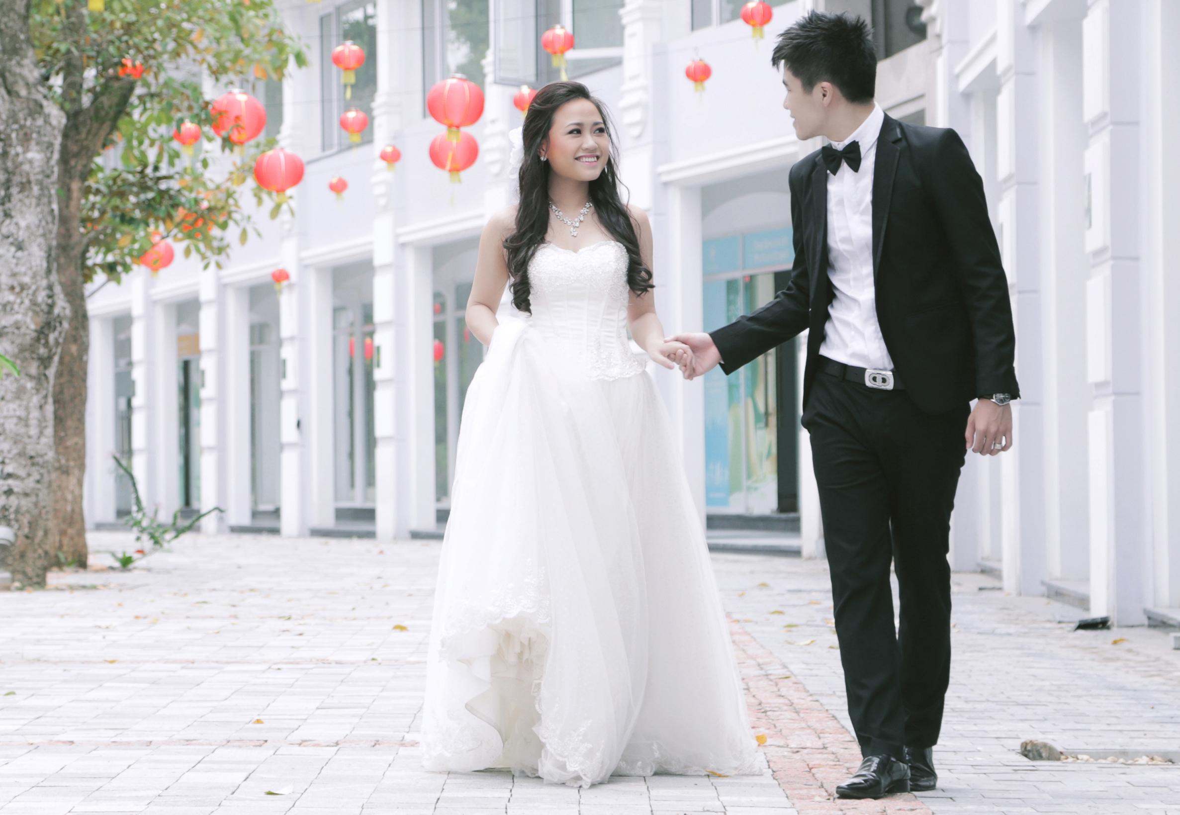 Ảnh cưới lung linh của Phương Thanh với anh trai Hương Tràm 17