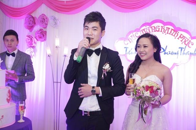 Dàn sao Việt đến hát mừng hạnh phúc của Phương Thanh - Tiến Mạnh 16
