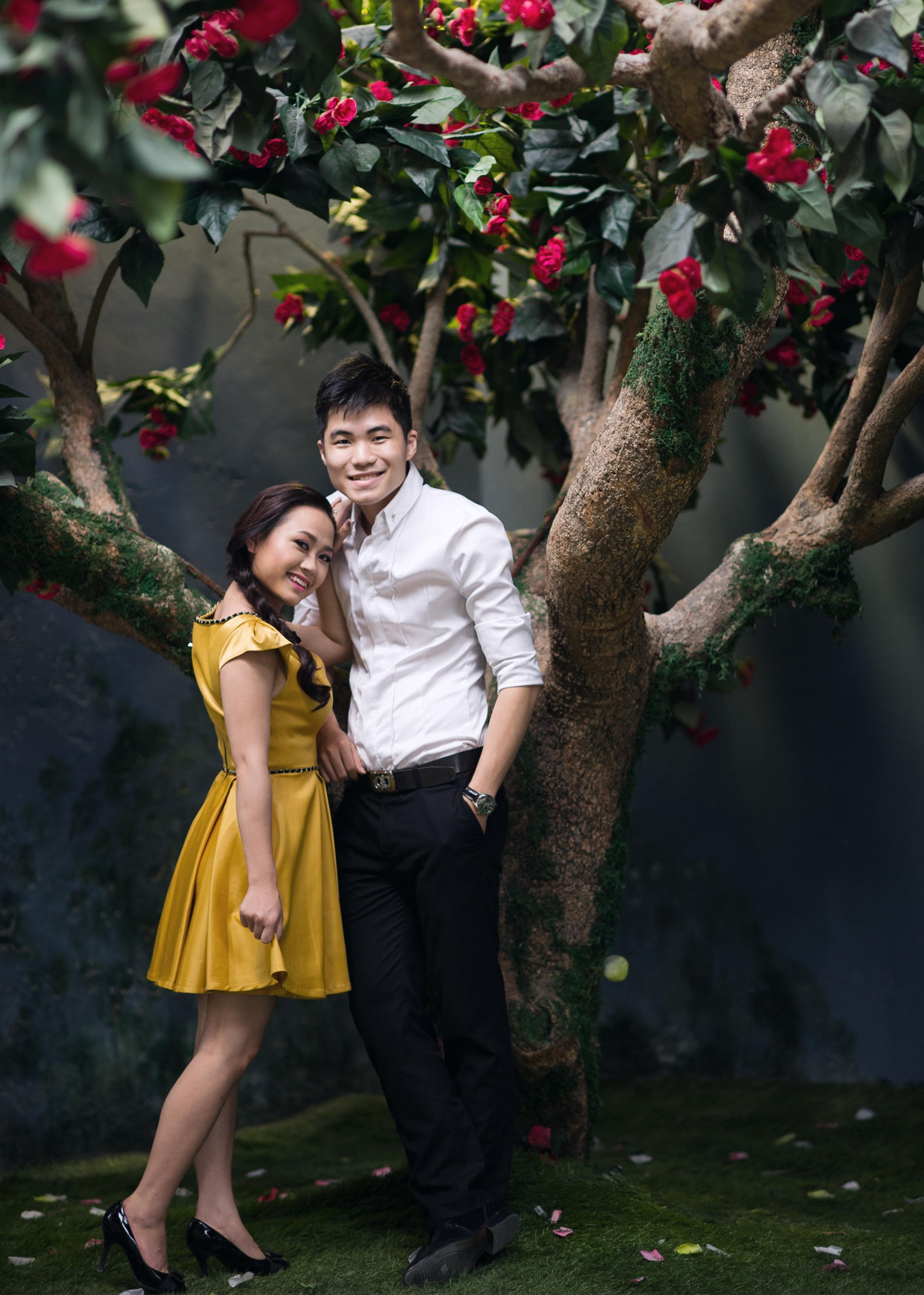 Ảnh cưới lung linh của Phương Thanh với anh trai Hương Tràm 12
