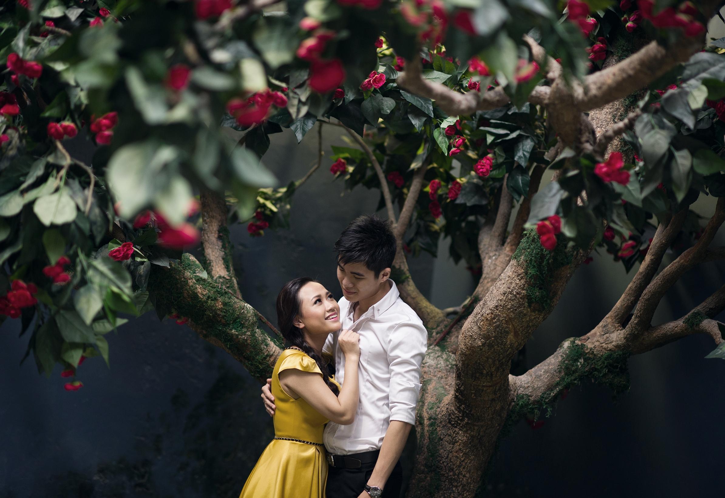 Ảnh cưới lung linh của Phương Thanh với anh trai Hương Tràm 10