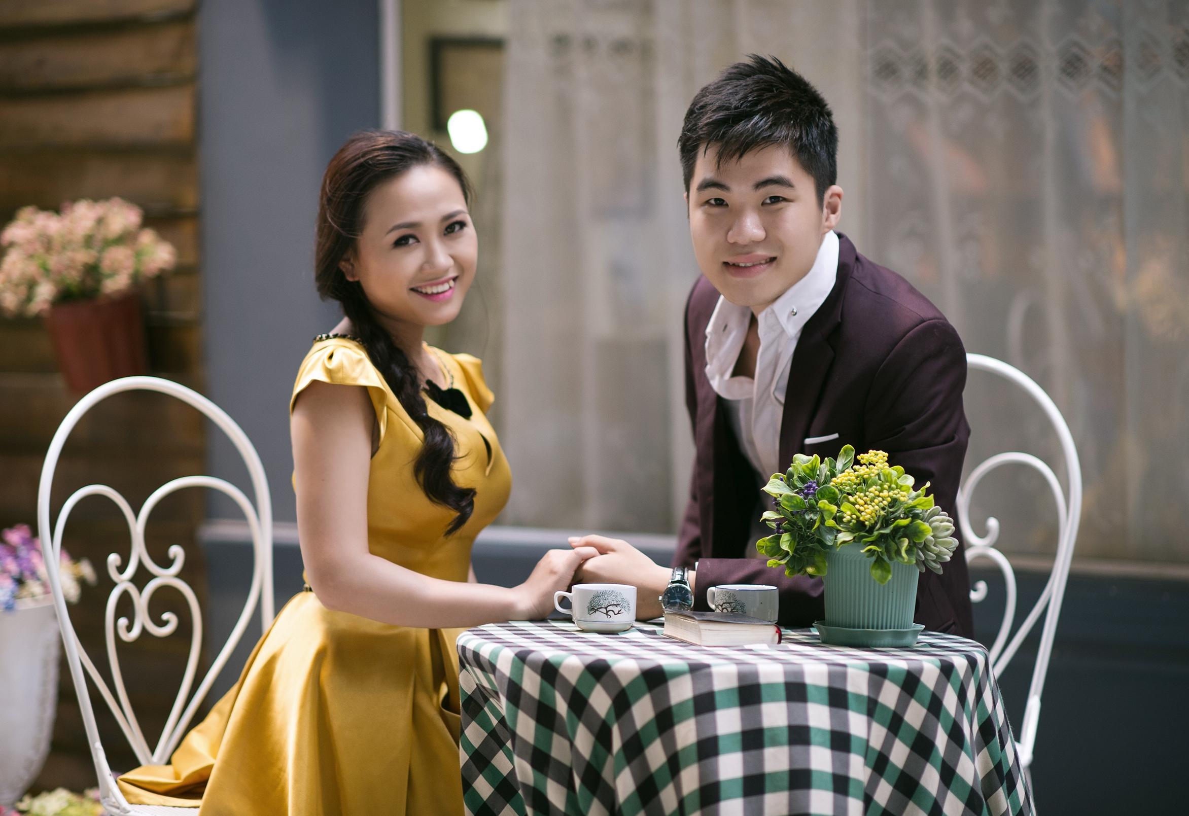 Ảnh cưới lung linh của Phương Thanh với anh trai Hương Tràm 7