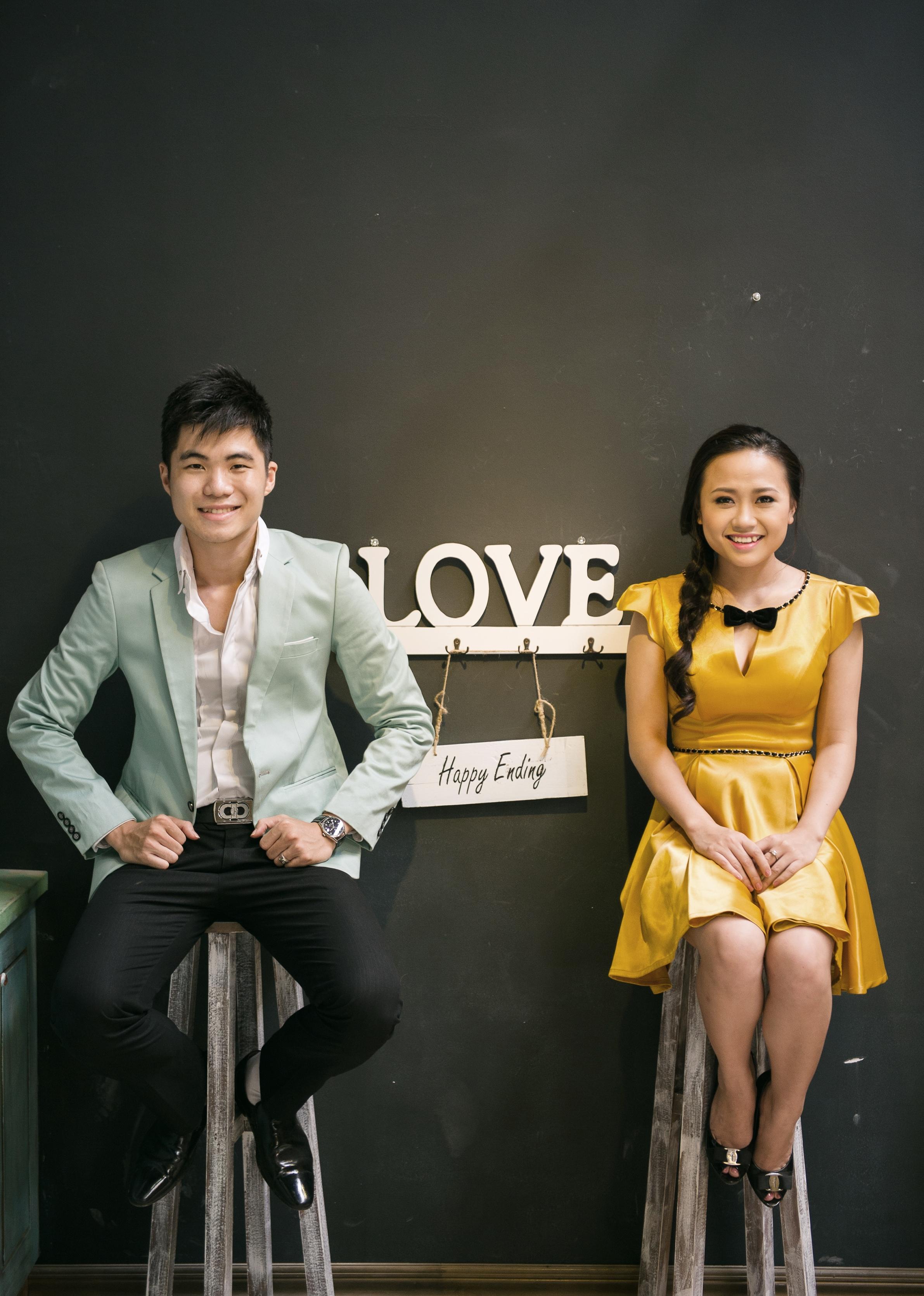 Ảnh cưới lung linh của Phương Thanh với anh trai Hương Tràm 5