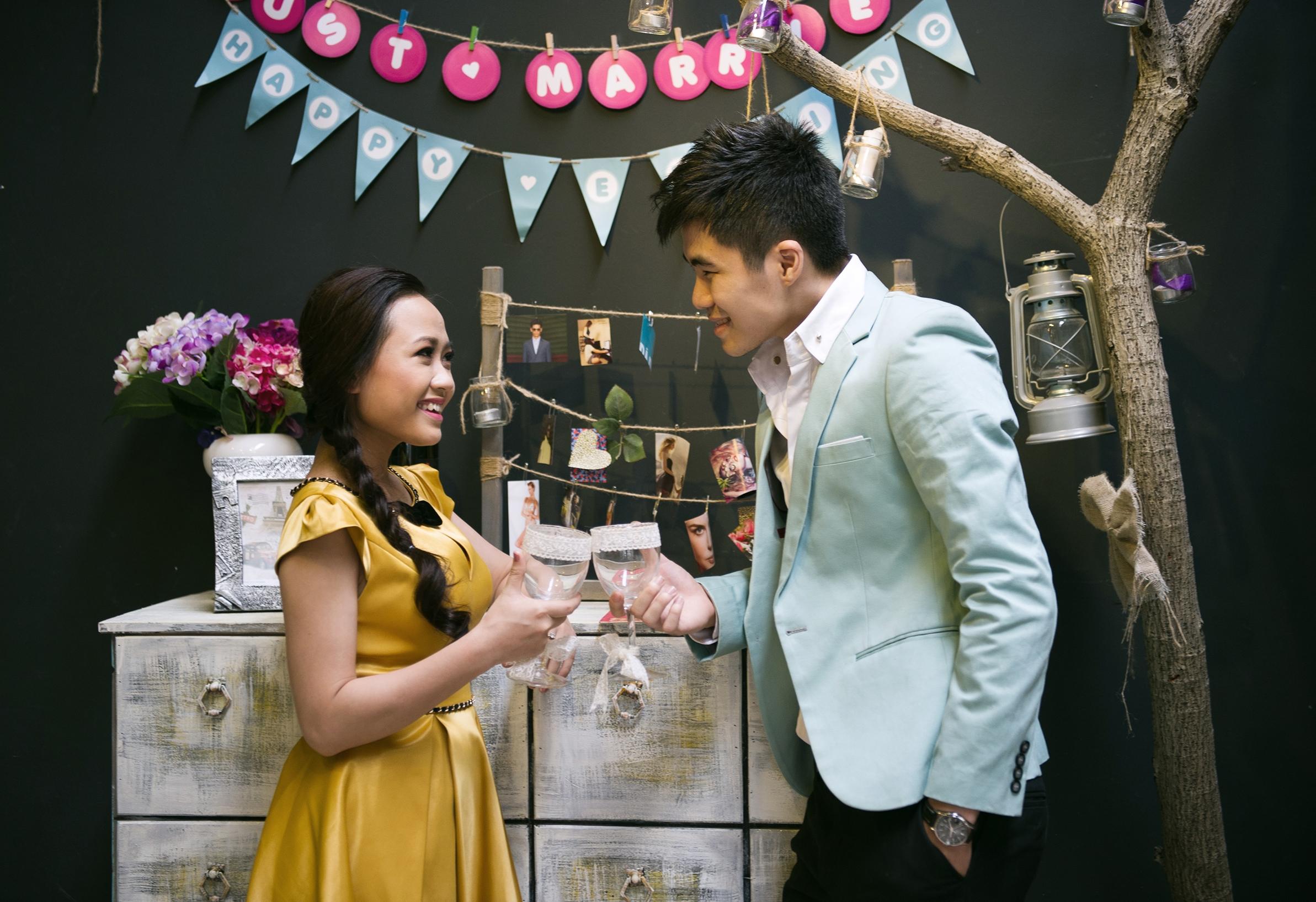 Ảnh cưới lung linh của Phương Thanh với anh trai Hương Tràm 4
