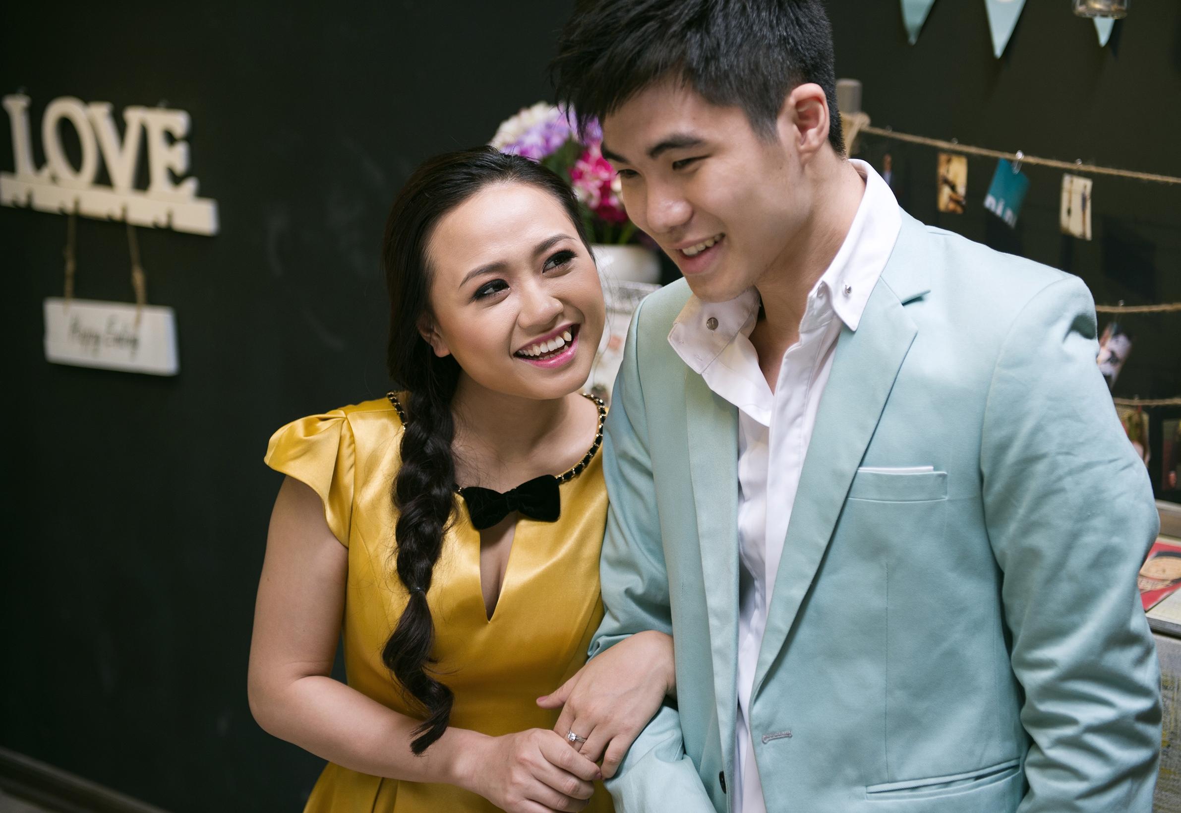 Ảnh cưới lung linh của Phương Thanh với anh trai Hương Tràm 3