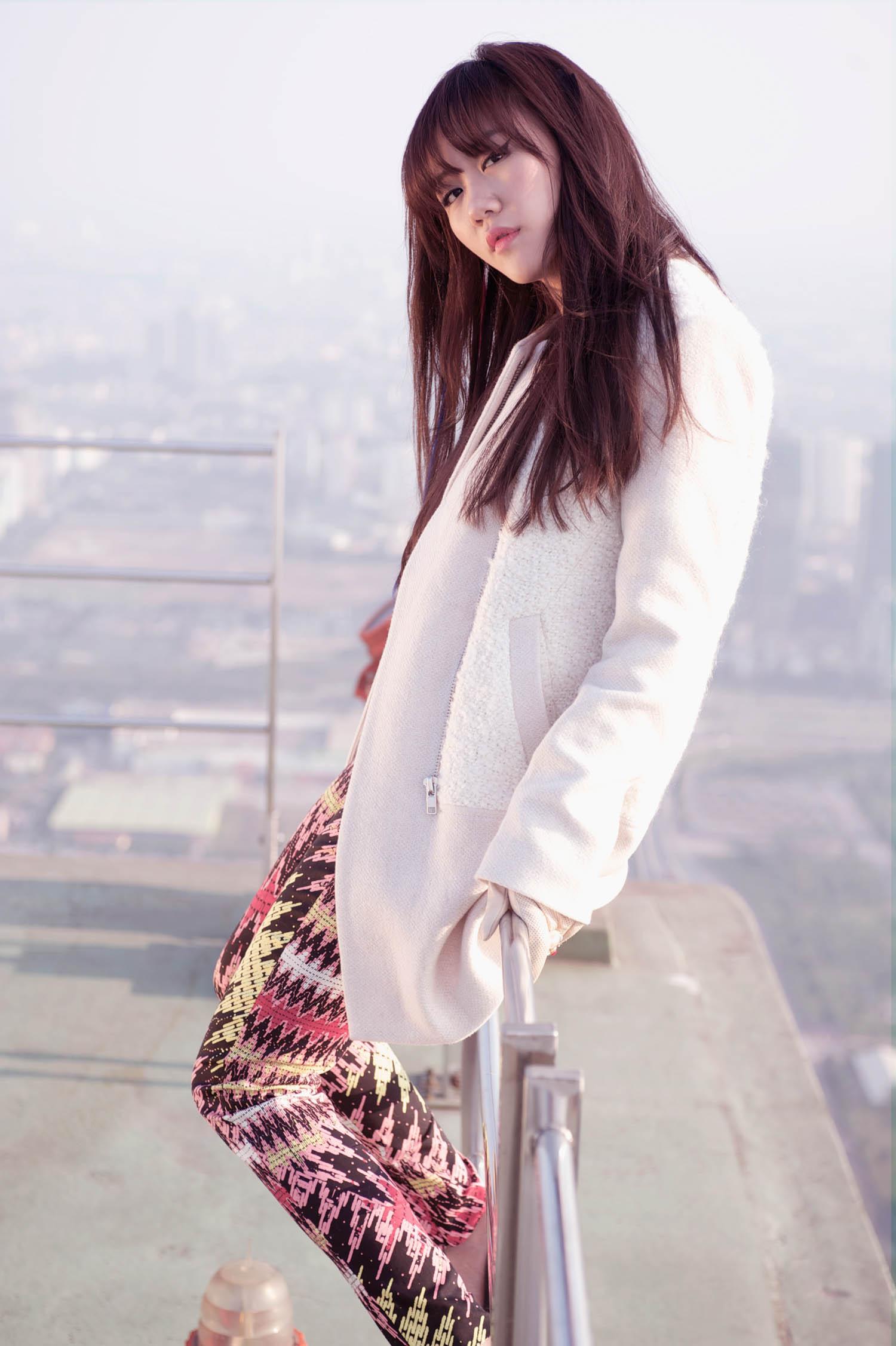 Văn Mai Hương buồn vì mang tiếng bỏ show 6