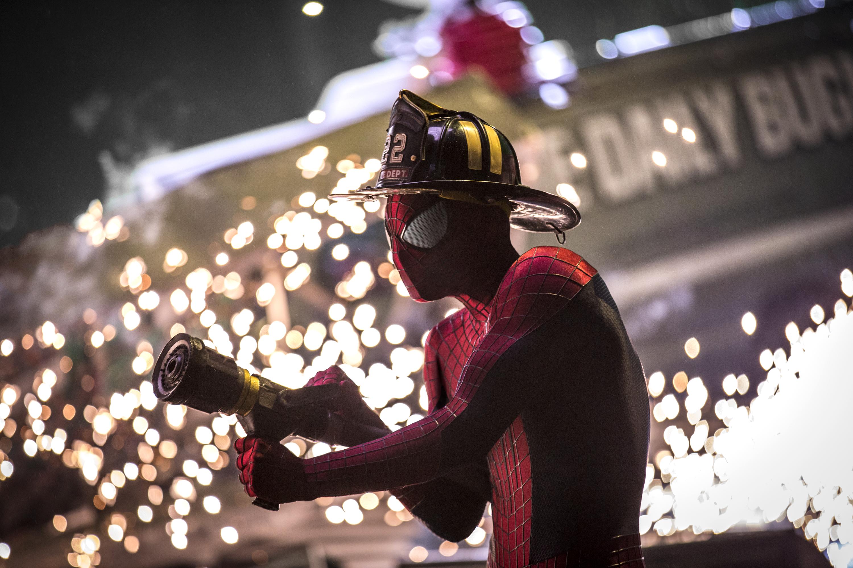"""""""Người nhện 2"""" hé lộ nhiều bất ngờ  4"""