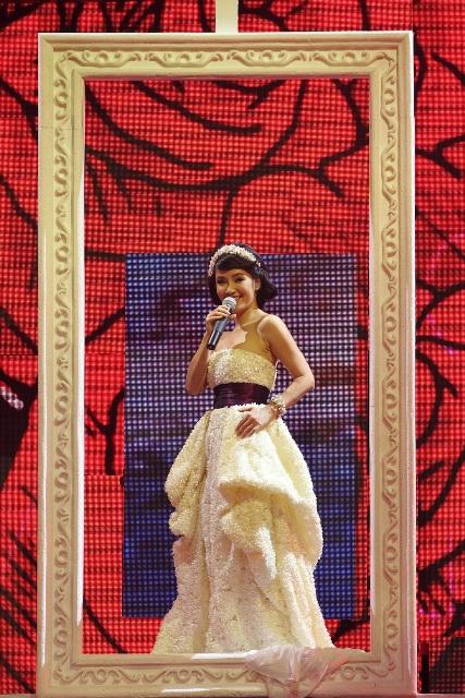 Hồng Nhung rạng rỡ như công chúa 5
