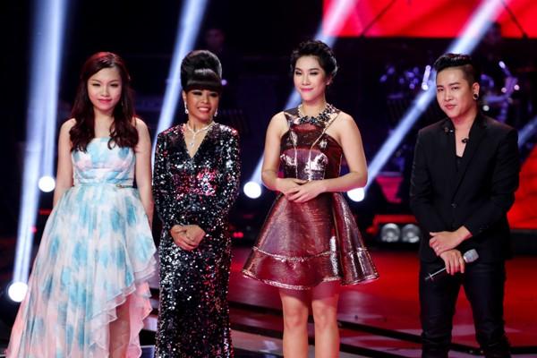 Top 4 Giọng hát Việt 2014 nằm trong dự đoán của nhiều người 8