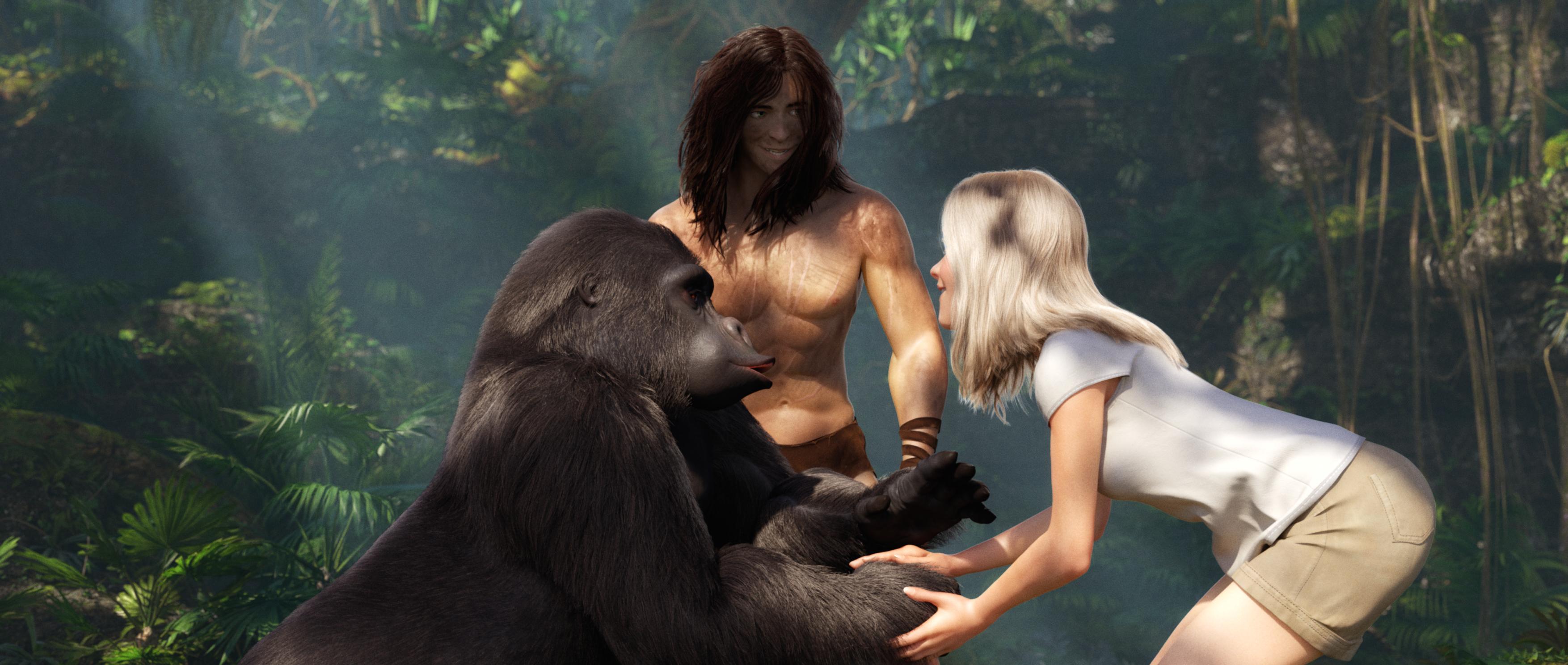 Tarzan 3D sẽ có mặt tại Việt Nam vào dịp tết dương lịch 3