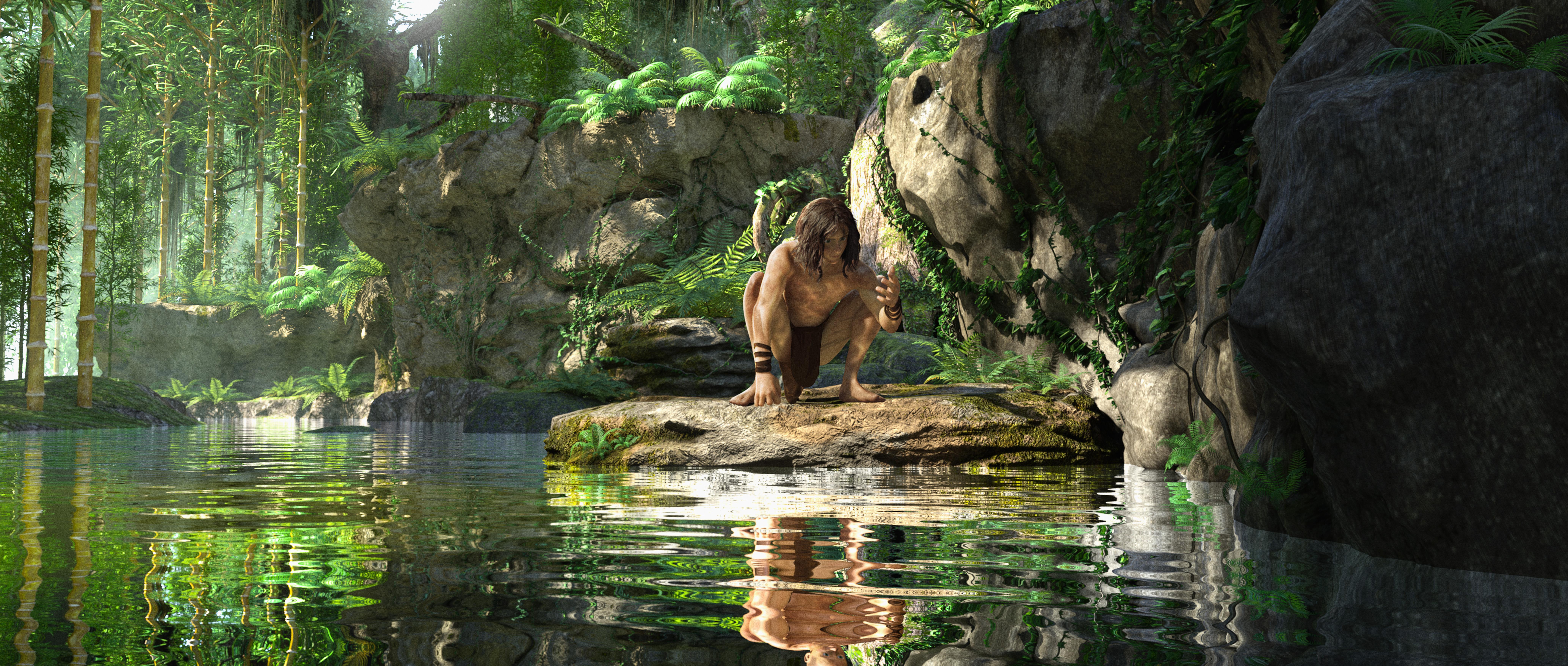 Tarzan 3D sẽ có mặt tại Việt Nam vào dịp tết dương lịch 5