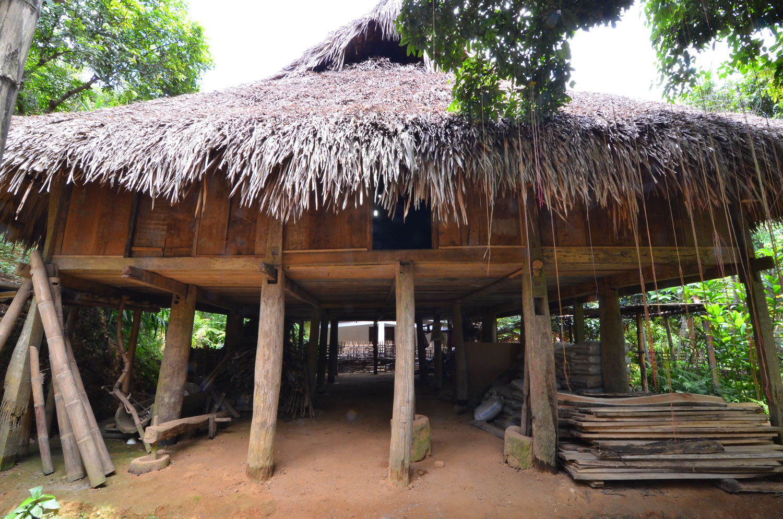 Khổ chủ ngôi  nhà Lang trăm tuổi bị đốt cháy ở Hòa Bình gửi thư kêu cứu 2