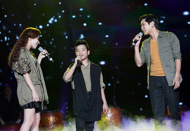 Quang Anh Giọng hát Việt nhí chính thức thành sinh viên trường nhạc 3