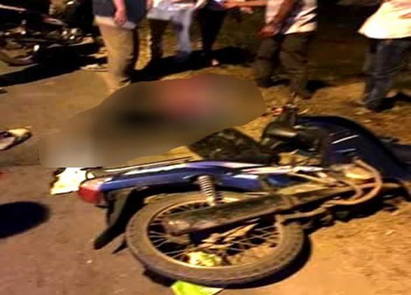 Tông chết nữ công nhân 19 tuổi, tài xế lái xe ben bỏ trốn