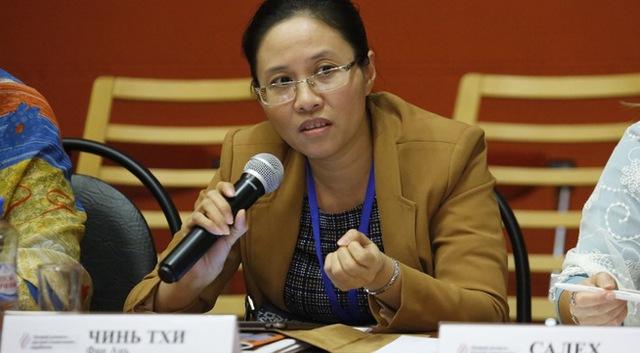 """Gặp nữ giáo viên Việt nói tiếng Nga """"đẹp"""" nhất thế giới"""