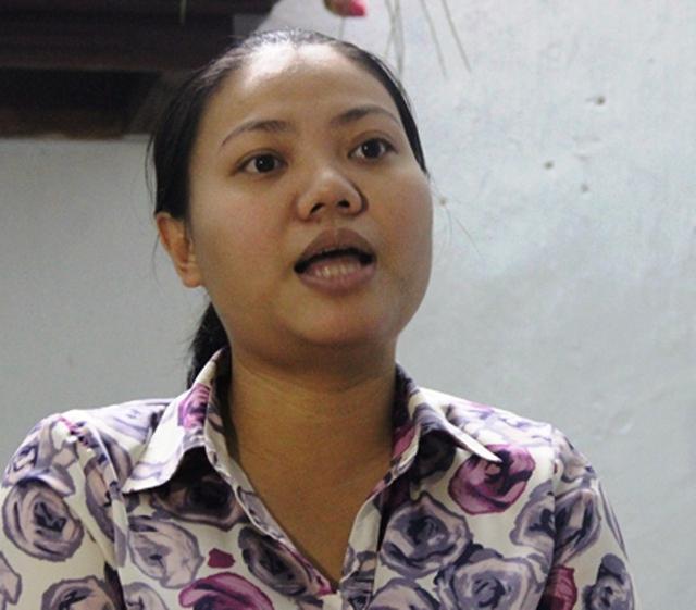 Chủ tịch phường Vũ Yến Oanh nói trong thời gian tới người thân của bé Bo vẫn có thể đến phường tiến hành các thủ tục cần thiết nhằm thực hiện nguyện vọng nhận lại con cháu của mình.