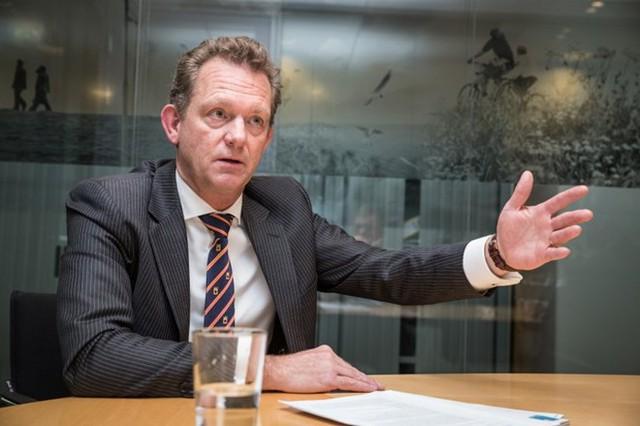 Người đứng đầu Ủy ban điều tra quốc tế vụ rơi máy bay MH17, ông Fred Westerbeke. Nguồn: Spiegel
