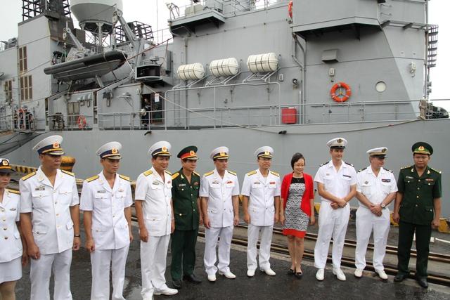 Đây là lần thứ ba tàu Hải quân Pháp thăm hữu nghị thành phố Đà Nẵng. Chuyến thăm lần này nhằm góp phần thúc đẩy và tăng cường mối quan hệ hữu nghị, đối tác chiến lược giữa hai nước