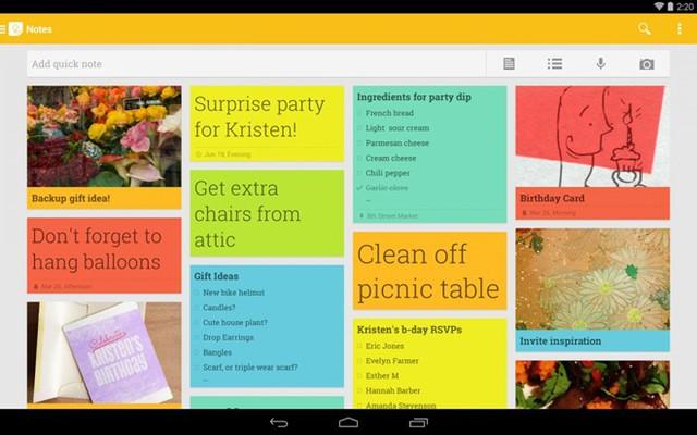 10 ứng dụng Android khiến người dùng iPhone ghen tị