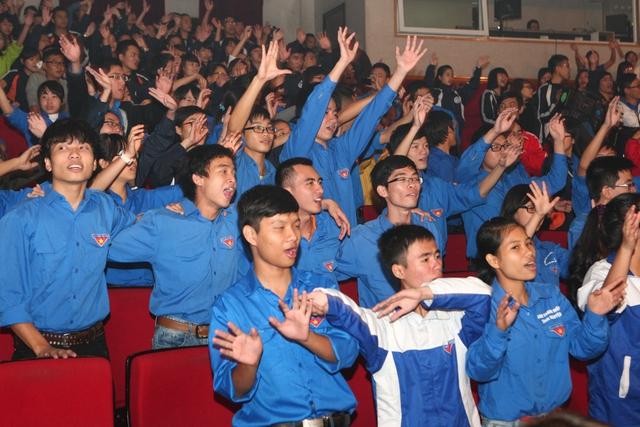 Với 1,8 tỷ người, thanh, thiếu niên sẽ là lực lượng thay đổi tương lai
