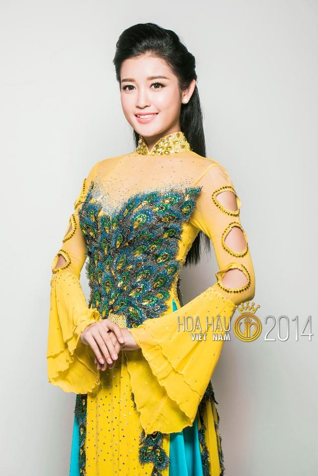 Á hậu thứ nhất: Nguyễn Trần Huyền My