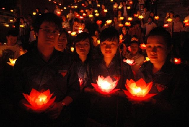 Lễ cầu siêu với tinh thần Tưởng nhớ người đi-Vì người đang sống